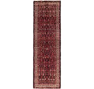 Link to 107cm x 335cm Shahsavand Persian Runner Rug