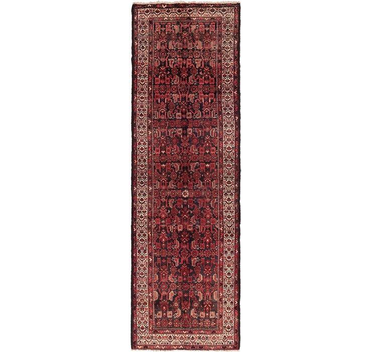 107cm x 335cm Shahsavand Persian Runn...