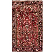 Link to 4' 8 x 8' Liliyan Persian Runner Rug
