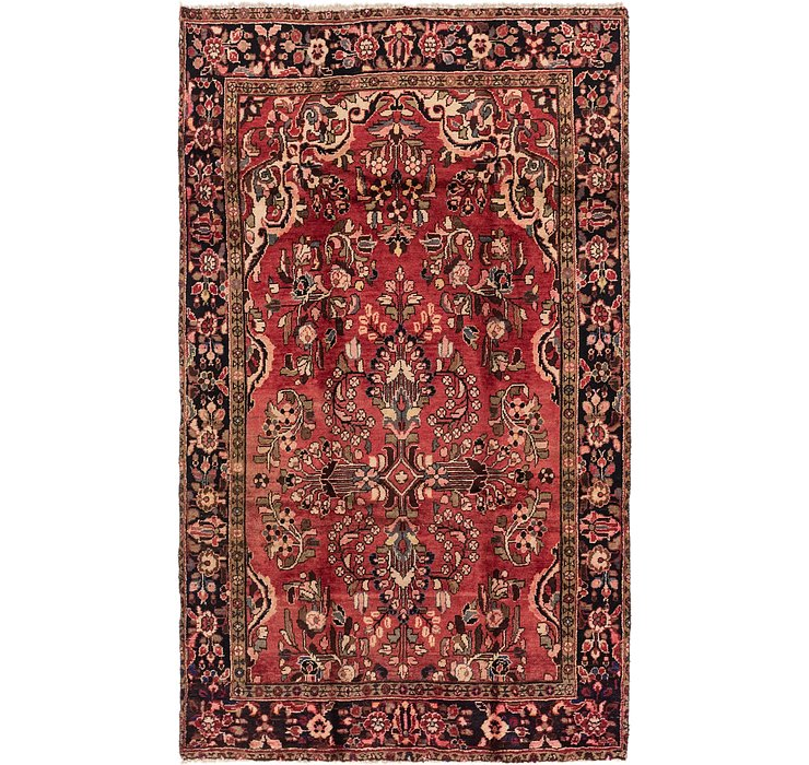 4' 8 x 8' Liliyan Persian Runner ...