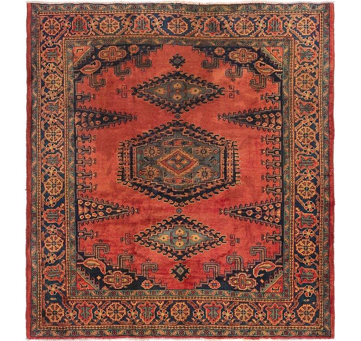 5' 8 x 6' 7 Viss Persian Rug
