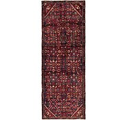 Link to 2' 10 x 7' 9 Hossainabad Persian Runner Rug