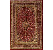 Link to 6' 7 x 9' 10 Mashad Persian Rug
