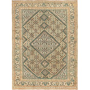 Link to 310cm x 400cm Farahan Persian Rug page
