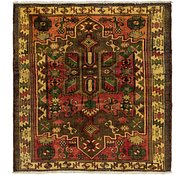 Link to 5' x 5' 5 Bakhtiar Persian Square Rug
