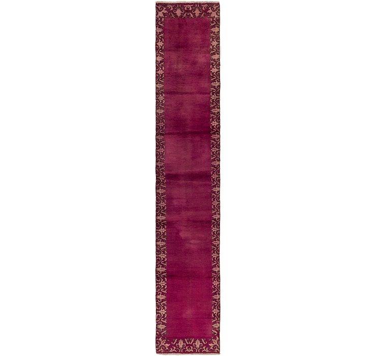 2' 2 x 12' 10 Tabriz Persian Runner Rug