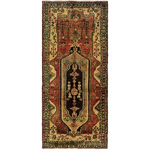 Link to 110cm x 250cm Hamedan Persian Runner ... item page