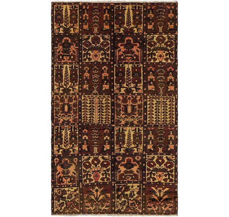 3' 8 x 6' 6 Bakhtiar Persian Rug