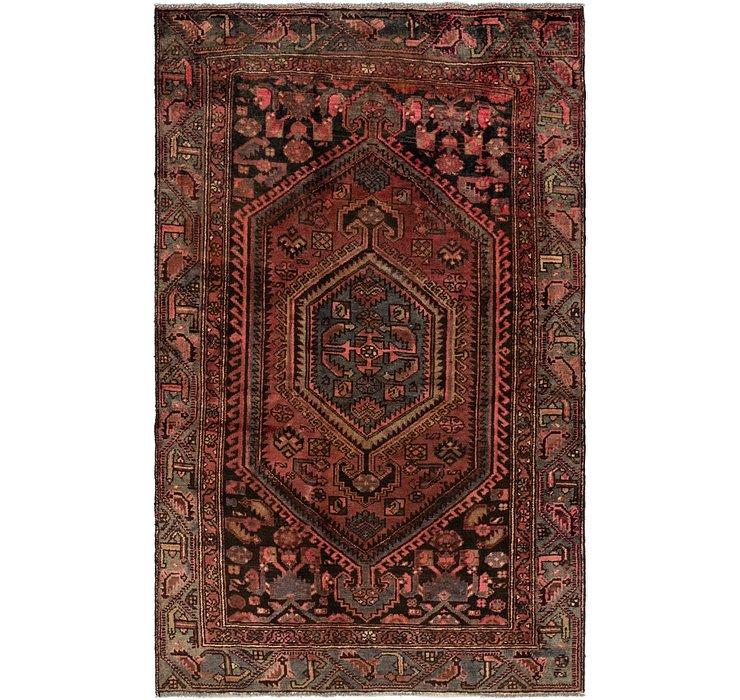 4' x 6' 5 Tuiserkan Persian Rug
