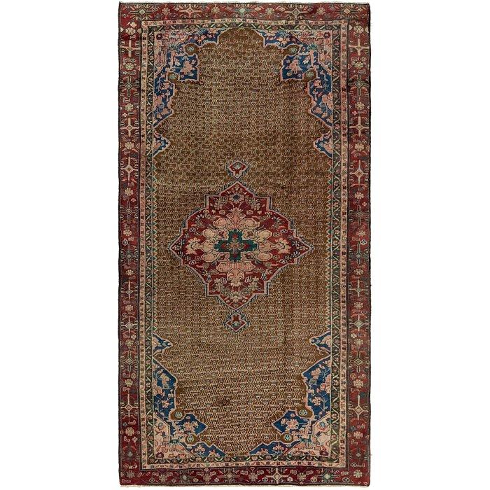 4' 8 x 9' 2 Songhor Persian Rug