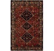 Link to 6' 3 x 10' Ghashghaei Persian Rug