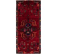Link to 3' 9 x 8' 3 Hamedan Persian Runner Rug