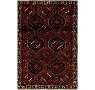 Link to 5' 5 x 8' Ghashghaei Persian Rug