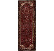 Link to 97cm x 312cm Hossainabad Persian Runner Rug
