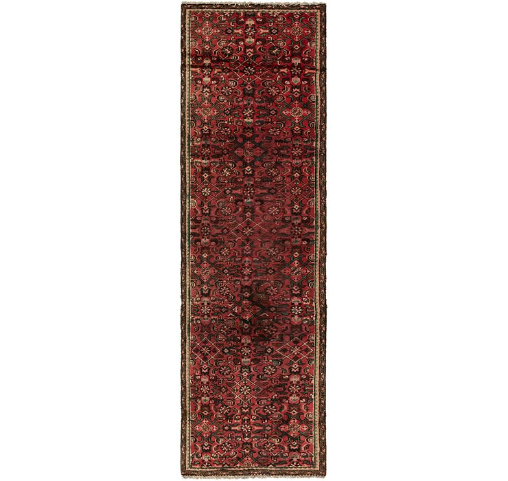 90cm x 300cm Hossainabad Persian Run...