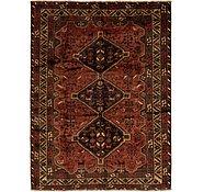 Link to 7' x 9' 3 Ghashghaei Persian Rug