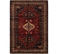 Link to 6' 7 x 9' 2 Ghashghaei Persian Rug