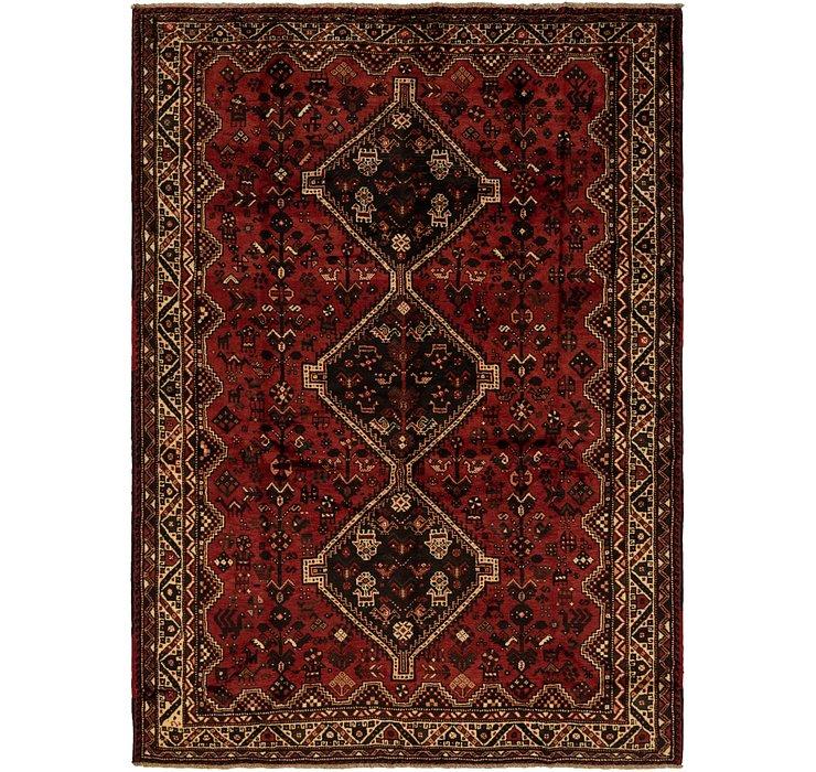 213cm x 295cm Ghashghaei Persian Rug