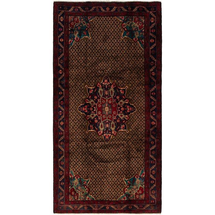 4' 10 x 9' 3 Songhor Persian Rug