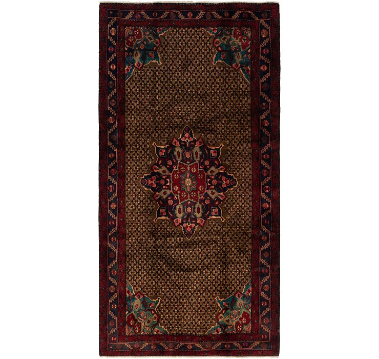 4' 10 x 9' 3 Songhor Persian Rug