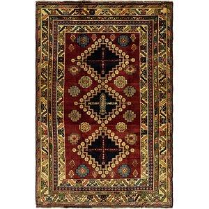 Link to 175cm x 262cm Ghashghaei Persian Rug item page