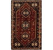 Link to 170cm x 280cm Ghashghaei Persian Rug