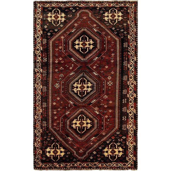 5' 7 x 9' 2 Ghashghaei Persian Rug
