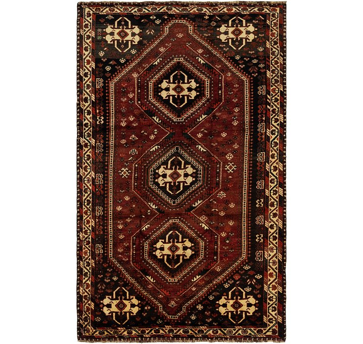 170cm x 280cm Ghashghaei Persian Rug