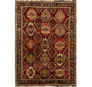 Link to 5' 9 x 8' Ghashghaei Persian Rug