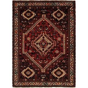 Link to 152cm x 203cm Ghashghaei Persian Rug item page