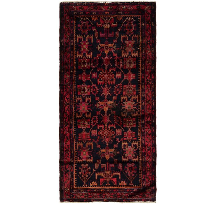 3' 5 x 7' 3 Malayer Persian Runner ...