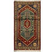 Link to 75cm x 137cm Yalameh Persian Rug