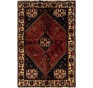 Link to 3' 8 x 5' 5 Ghashghaei Persian Rug