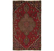 Link to 3' x 4' 8 Tabriz Persian Rug