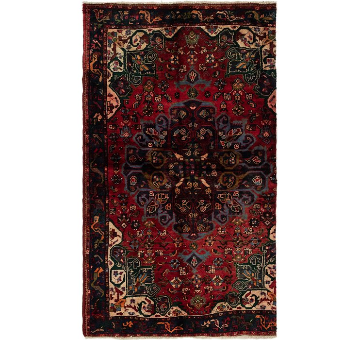 3' 10 x 6' 9 Gholtogh Persian Rug