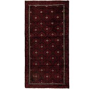 Link to 2' 9 x 5' 3 Balouch Persian Rug