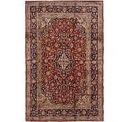 Link to 7' 4 x 11' 9 Kashan Persian Rug