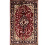 Link to 6' 2 x 9' 6 Tabriz Persian Rug