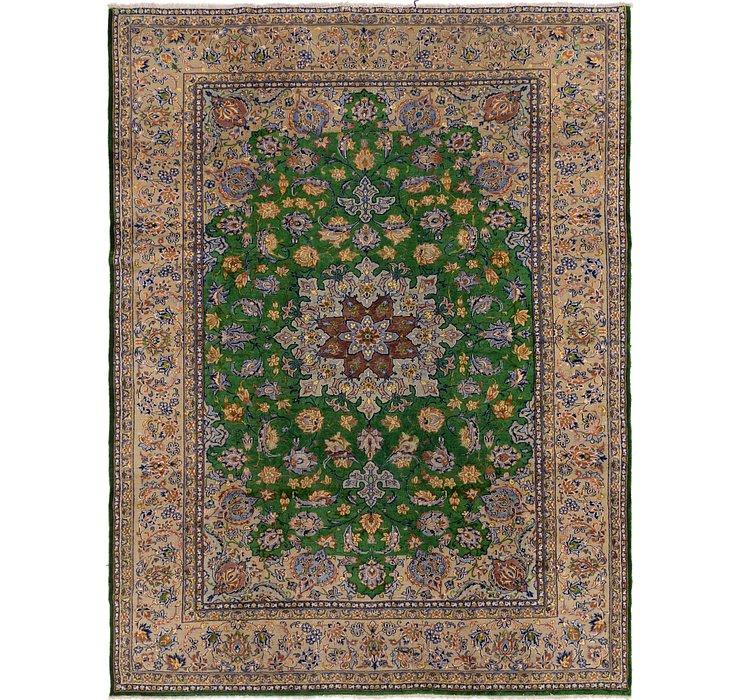 8' 10 x 11' 9 Isfahan Persian Rug