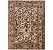 Link to 8' 3 x 11' Tabriz Persian Rug