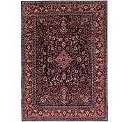 Link to 8' 8 x 12' Sarough Persian Rug