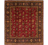 Link to 9' 10 x 10' 10 Tabriz Persian Square Rug
