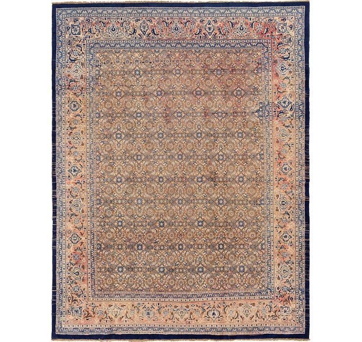 10' 2 x 13' 3 Farahan Persian Rug