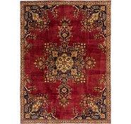Link to 7' 7 x 10' 2 Tabriz Persian Rug