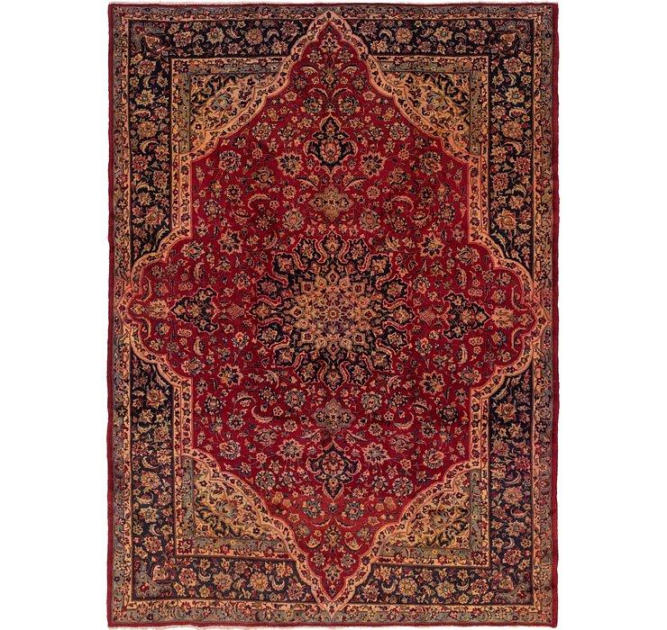 9' 8 x 13' 6 Isfahan Persian Rug