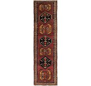 Link to 3' 9 x 13' 5 Meshkin Persian Runner Rug