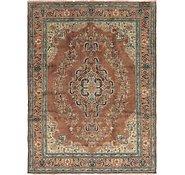Link to 9' 9 x 12' 10 Tabriz Persian Rug