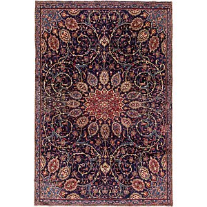 Link to 230cm x 335cm Mahal Persian Rug item page