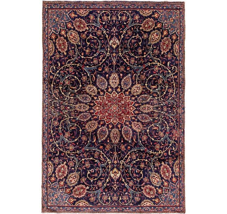 7' 6 x 11' Mahal Persian Rug