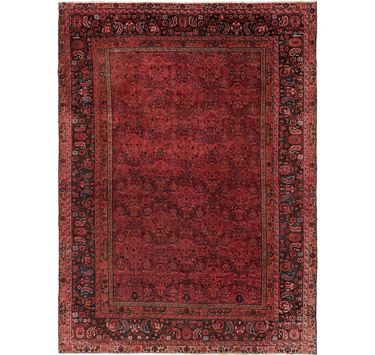 9' 2 x 12' 5 Birjand Persian Rug
